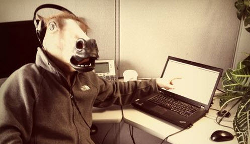 horse head product