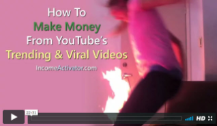 Profit From YouTube Trending Videos